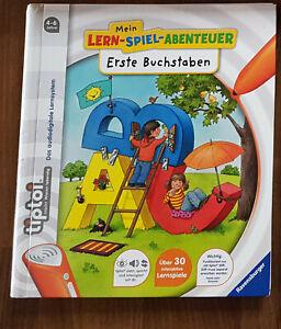 tiptoi - Erste Buchstaben (tiptoi Mein Lern-Spiel-Abenteuer), Eva Odersky
