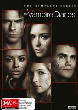 "Vampire Diaries The Complete Series Season 1+2+3+4+5+6+7+8 DVD Box Set R4 ""Dent"""