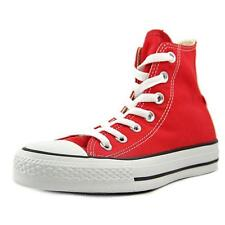 Converse Chuck Taylor All Star Red White Classic Casual Shoes Plimsolls M9621c UK 8
