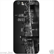 "COVER PER IPHONE 6 4,7"" IN PLASTICA RIGIDA DESIGN MODELLO NEW YORK NOTTURNA"