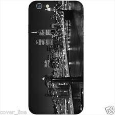 """COVER PER IPHONE 6 4,7"""" IN PLASTICA RIGIDA DESIGN MODELLO NEW YORK NOTTURNA"""