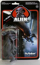 "THE ALIEN Alien 1979 Movie 3 3/4"" inch Reaction Action Figure Super 7 Funko 2013"