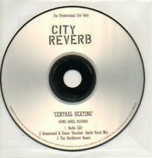 (28L) City Reverb, Central Heating - DJ CD
