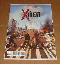 2013 X-Men #1 Walking Deadpool Variant Edition Beatles Abbey Road 1st Print