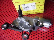 Neu original BOSCH 0390201592 Heck Scheiben wischermotor hinten  VW SEAT SKODA