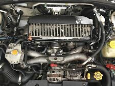 Turbo/supercharger SUBARU FORESTER 04 TURBO ASSY UNIT ONLY