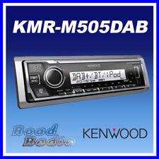 Kenwood KMR-M505DAB Mechless Marine Digital Media Receiver Bluetooth DAB+