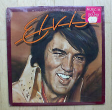 LP Elvis Presley - Welcome To My World - USA RCA sealed