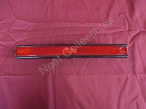 NOS OEM Chevrolet Cavalier Z24 Rear Side Marker 1991 - 1994 Red Lens