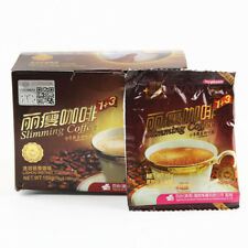 5 Box Carton Pack Natural Weightloss Coffee Diet Slimming Chinese Lishou Coffee