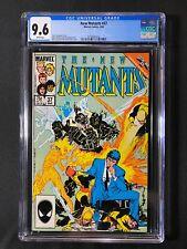 New Mutants #37 CGC 9.6 (1986)