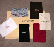 VARIOUS DESIGNER CLOTHING DUSTBAGS - VARIOUS SIZES