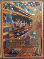 BT6-107 SR Son Goku, the Adventure Begins Dragon Ball Super Card Game