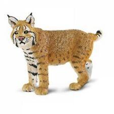 Bobcat - Safari, Ltd (297029): vinyl miniature toy animal figure