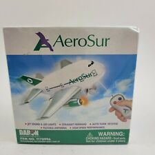 AeroSur Battery Operated and Remote Control Jet. With lights and Sounds. New