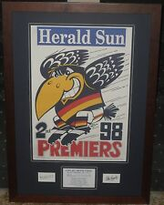 Adelaide 1997 & 1998 Weg Tributes *Signed*
