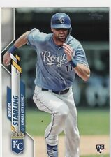 2020 TOPPS SERIES ONE RC BUBBA STARLING KANSAS CITY ROYALS ROOKIE - H6477