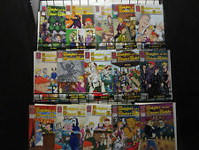 Knights of the Dinner Table 53 diff comics Illustrated Hackmasters Everknights