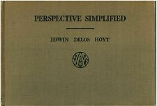 Perspective Simplified by Edwin Delos Hoyt 1931