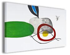 Quadri famosi Joan Mirò vol VII Stampa su tela arredo moderno arte design canvas
