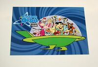 2 Cartoon Orbit Network Scooby Doo Bugs Fred Dexter Promo New NOS Postcards