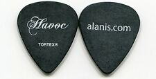 Alanis Morissette 2012 Lights Tour Guitar Pick! custom concert stage Pick #2