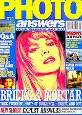 Photo Answers magazine  Sigma SA-300N & ultra wide angle lens  test   Jan 1995
