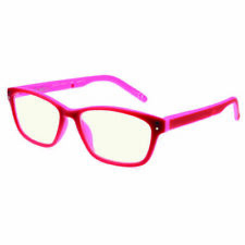 +1.0 Polinelli Reading Glasses - Pink Frame, Fashion, Computer, Readers