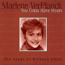 You Gotta Have Heart von Marlene Verplanck | CD | Zustand sehr gut