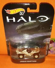 # HOT WHEELS 1/64 - HALO -  URBAN WARTHOG - RETRO ENTERTAINMENT MIB #