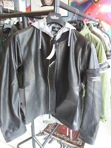 Stone island jacket large SHADOW PROJECT Leather