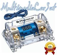 Porta Fusibile ANL Voltmetro Alimentazione Fusibiliera Amplificatore Maxi 04490