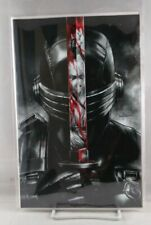 SNAKE EYES DEADGAME #1 BIG TIME COLLECTIBLES B/W MICO SUAYAN VARIANT