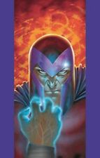 Vintage 2002 ULTIMATE X-MEN #6 COVER POSTER ~ MAGNETO art by ADAM KUBERT