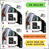 32/64/128GB Micro Carte SD Pour SAMSUNG GALAXY S7 Actif, S7 Bord, S8 S10Lite