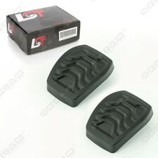 2x Pedalgummi Pedalbelag Kupplung Bremspedal Bremse Pedal für Ford Mondeo 1 2 3