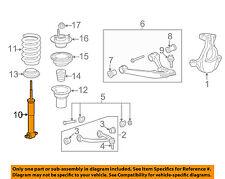 GM OEM Front Suspension-Strut 20765171