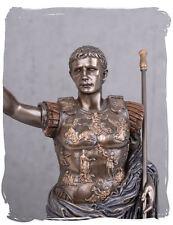 Romano Imperatore Augustus Scultura Statua Di Armatura Rom Antica