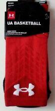 Calze e calzini da uomo rossi con fantasia nessuna fantasia