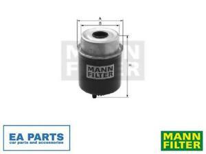 Fuel filter MANN-FILTER WK 8147