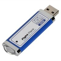 True Blue Mini Fight Pack USB Game Card Stick HUB for PlayStation Classic Games