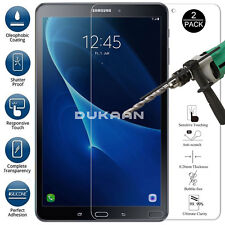 """2 PACK For Samsung Galaxy Tab A6 7"""" SM-T285/T280 TEMPERED GLASS Screen Protector"""