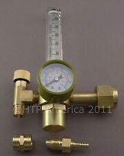 HTP Carbon Dioxide CO2 Flowmeter Regulator Mig Welding Weld