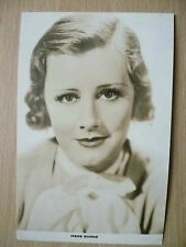 Film Actresses Postcard- IRENE DUNNE (Film Weekly No.2, London)