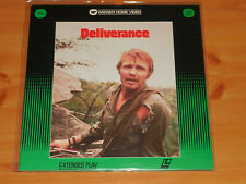 Deliverance laserdisc
