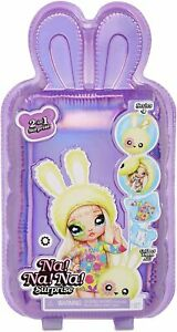 Na Na Na Surprise 2-in-1 Fashion Doll and Plush Purse Collectable S4 Melanie Mod