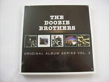 DOOBIE BROTHERS - ORIGINAL ALBUM SERIES VOL.2 - 5CD NEW SEALED BOXSET 2013