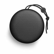 B&o Play Bang & Olufsen Beoplay A1 Portable Bluetooth Speaker Black je
