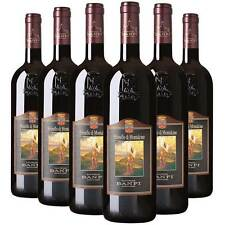 Banfi 2012 Brunello di Montalcino that you will NEVER FORGET **6 BOTTLES**