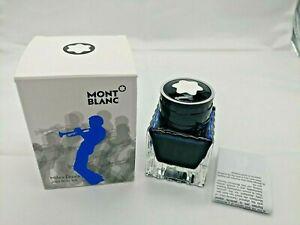 Ink Montblanc Miles Davis Jazz Blue, 30 ml